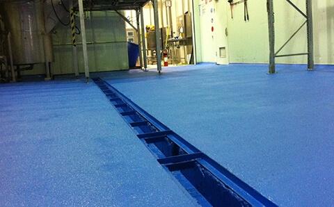 Industrial Floor 01