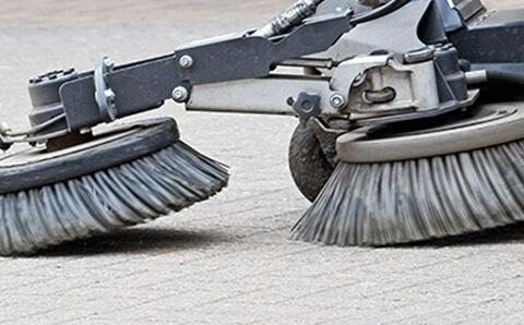 Sweep And Scrub 01